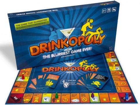 Drinkopoly Trinkspiel