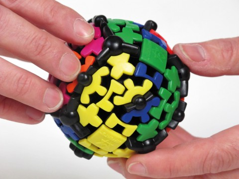 Drehpuzzle Meffert's Gear Ball