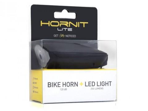 Hornit dB120 Bike Horn With Light
