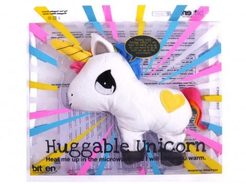 Huggable Unicorn Microwave