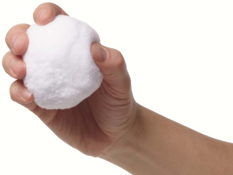 Fake Snowballs (Set of 10)