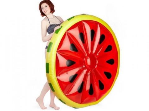 Schwimminsel Wassermelone