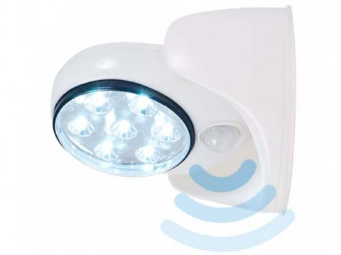 Led Light Motion Detector