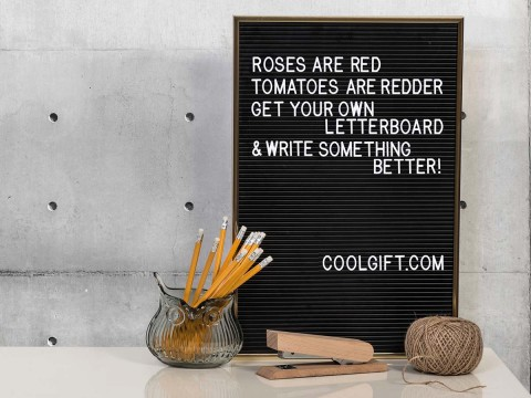Vintage Letterboard