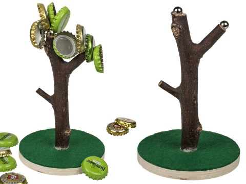 Magnetic Beer Tree