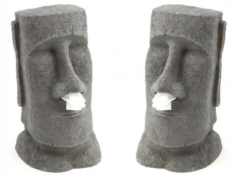 Moai Tissue Halter