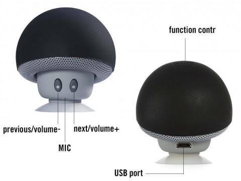 Champignon Bluetooth Speaker
