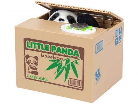Panda Coin Bank