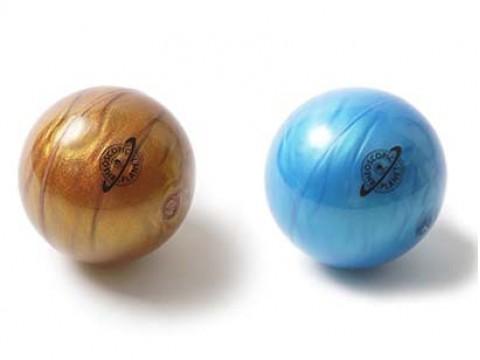 Balle Rheoscopic Fluid Planets