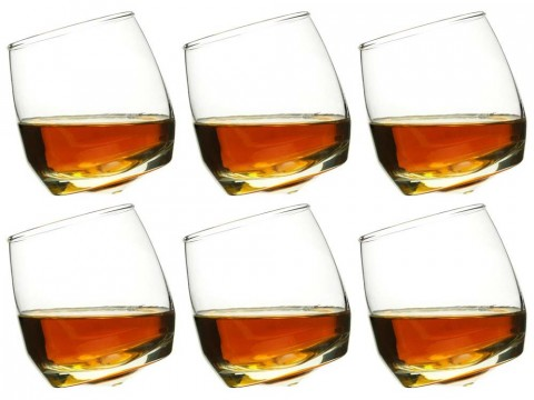 Verres à whisky Rocking Glasses