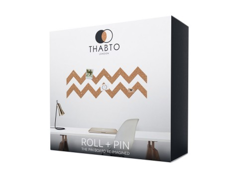 Roll & Pin Bulletin Board
