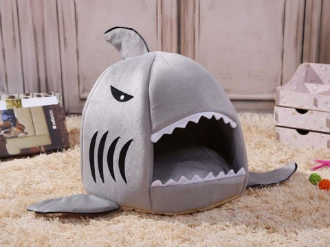 Panier A Chat Requin