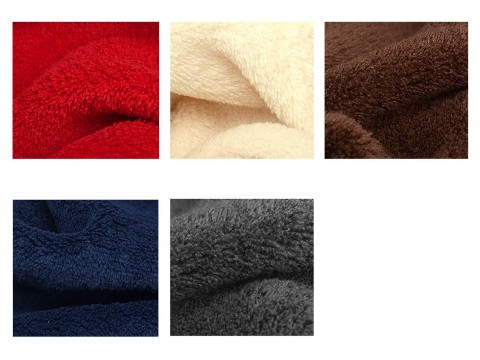 Snug-Rug Deluxe Coral Fleece Blanket