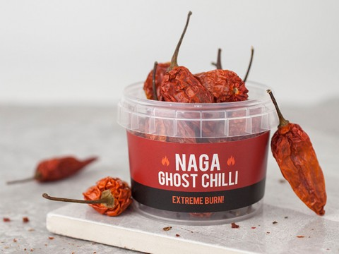 Super Hot Chili Gift Set
