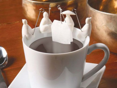 Fishermen Tea Holders