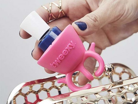 Tweexy Nail Polish Holder