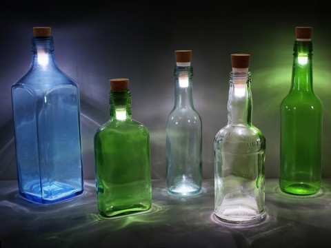 USB Bottle Light
