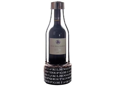 Vino Vault Wine Puzzle