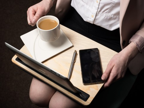 iBed Tablet Stand